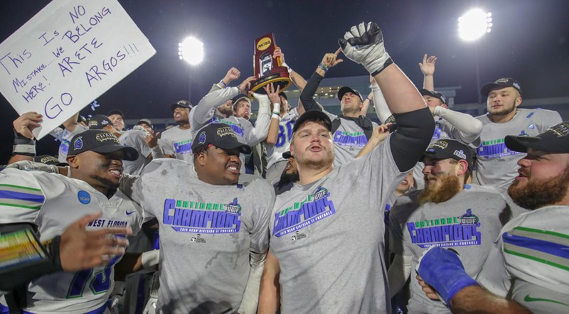 Officially Licensed Football National Championship Merchandise On Sale - University of West Florida Athletics